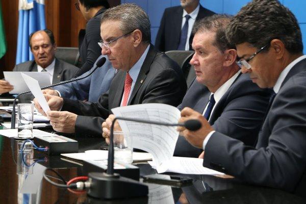 Imagem: Os projetos pautados serão votados em primeira discussão