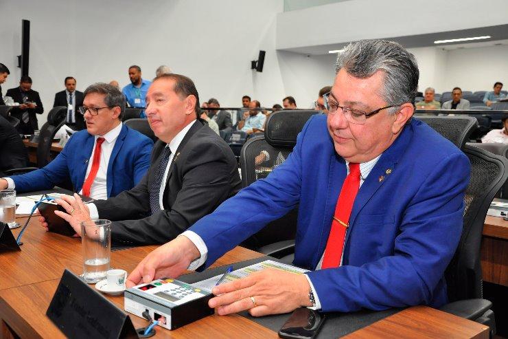 Imagem: Apreciação das propostas ocorre no Plenário Deputado Júlio Maia