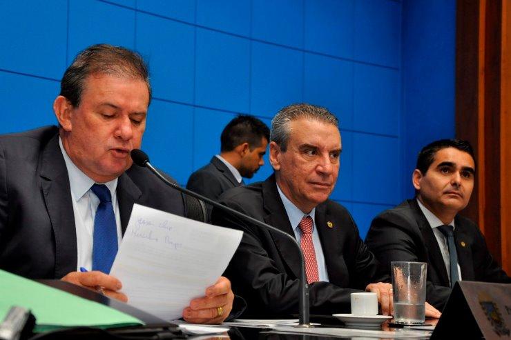Imagem: Deputados apresentaram Emenda para promover simetria com Constituição Federal