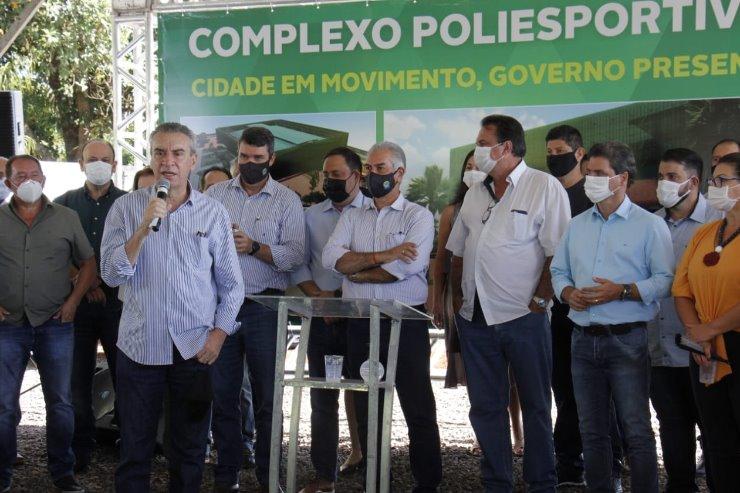 Imagem: Paulo Corrêa destacou parceria da Casa de Leis na construção do Estado