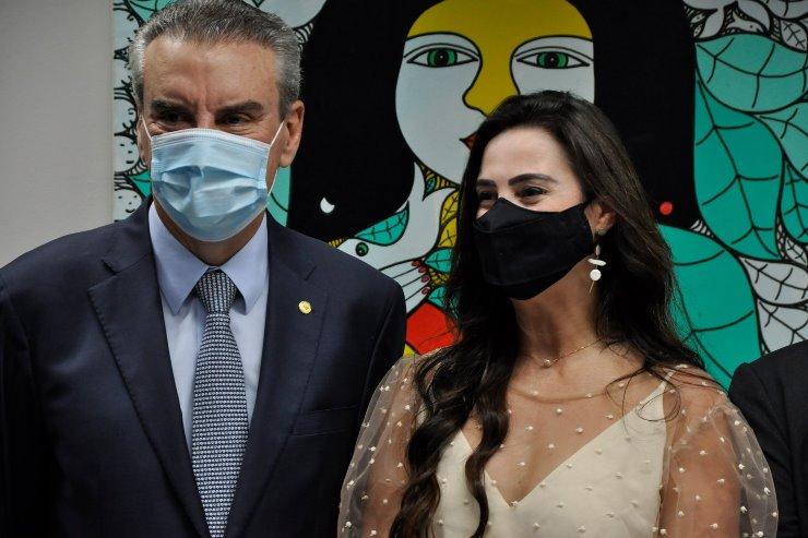 Imagem: O presidente Paulo Corrêa é coautor da proposta da deputada Mara Caseiro