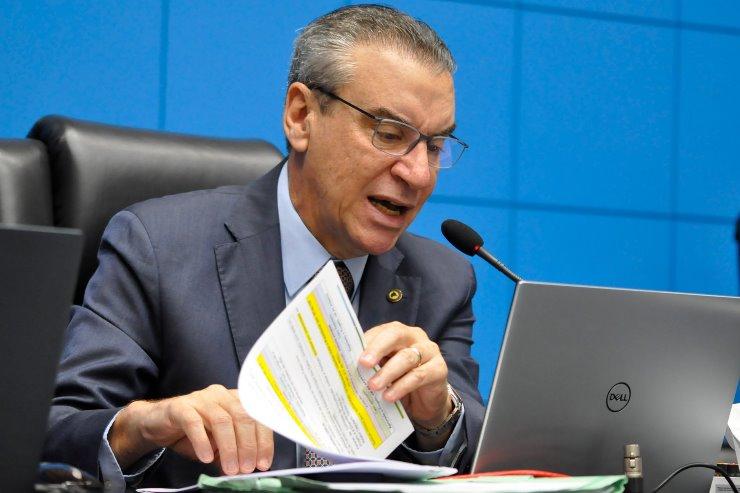 Imagem: O deputado Paulo Corrêa propôs um minuto de silêncio em homenagem às vítimas da Covid-19
