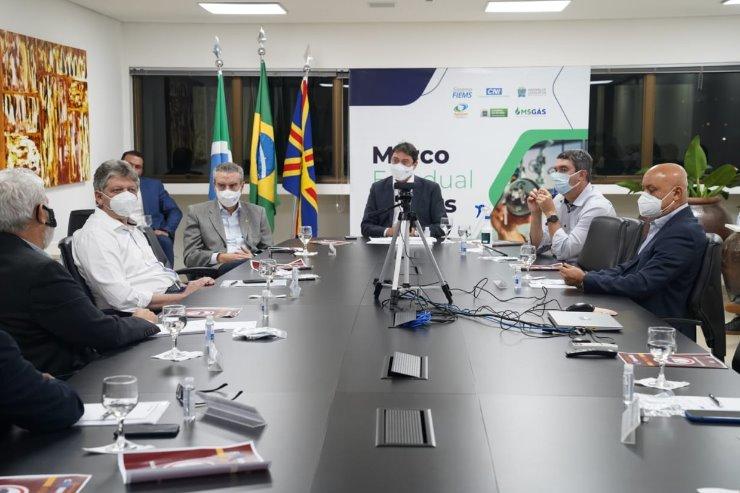 Imagem: Grupo de trabalho será responsável por conduzir as discussões sobre o novo marco legal do gás natural