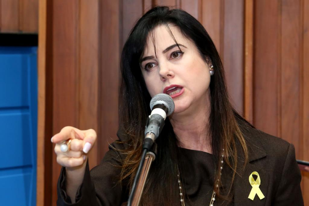 Deputada Defende Pena De Morte Para Estuprador Criana 3 Anos